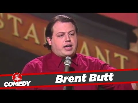 Brent Butt Stand Up  1992