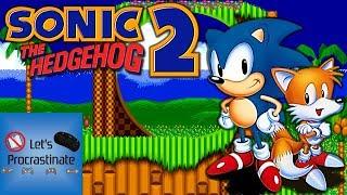 Let's Procrastinate With Sonic 2 - Part 1