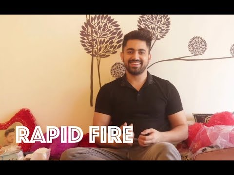 Rapid Fire With Zain Imam | EXCLUSIVE