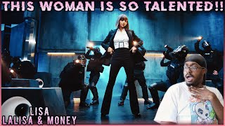 LISA - 'LALISA' (M/V +SPECIAL STAGE) & MONEY Reaction | Miss Lisa really got me screaming 😱 !!!