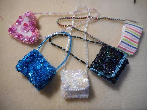 dating beaded purses