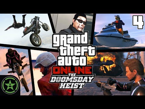 Let's Play - GTA V - The Bogdan Problem: Prep - Doomsday Heist (#4)