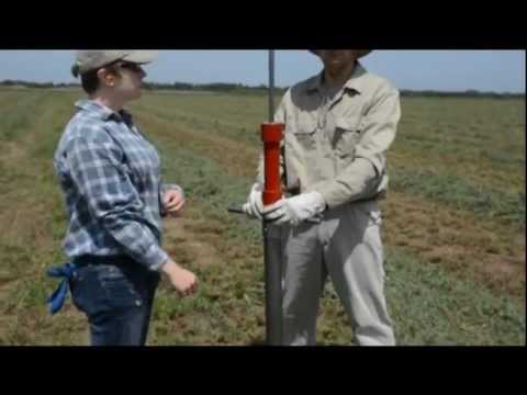Soil Sampling Techniques: Hand Auger & Direct Push Probe