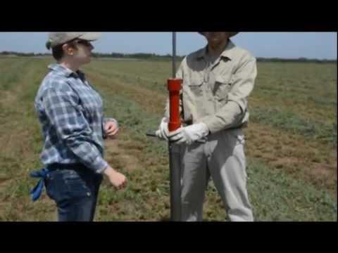 Soil Sampling Techniques: Hand Auger & Direct Push Probe