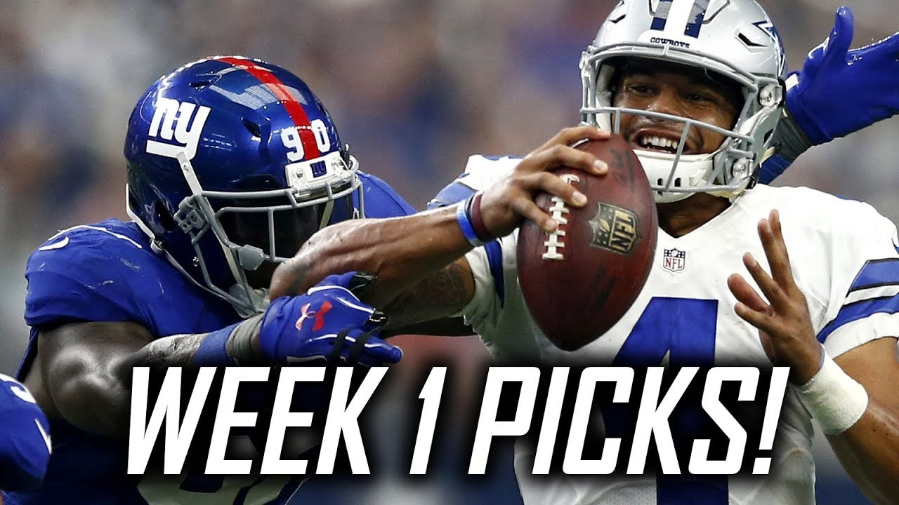 Cowboys vs. Giants picks, odds from expert with 4 straight Dallas wins
