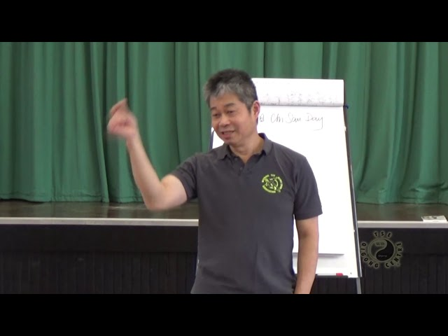 How To Improve Your Wing Chun Pt1