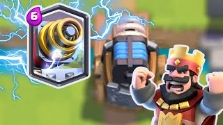 SPARKY IS OP!! : CLASH ROYALE : WHY IS HE SO GOOD?!