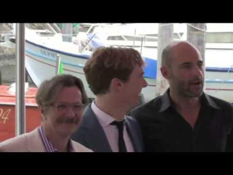 Benedict Cumberbatch And TTSS Cast - Venice Film Festival Arrival