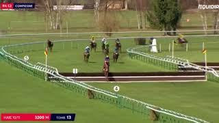 Vidéo de la course PMU PRIX D'ESSAI DES POULICHES