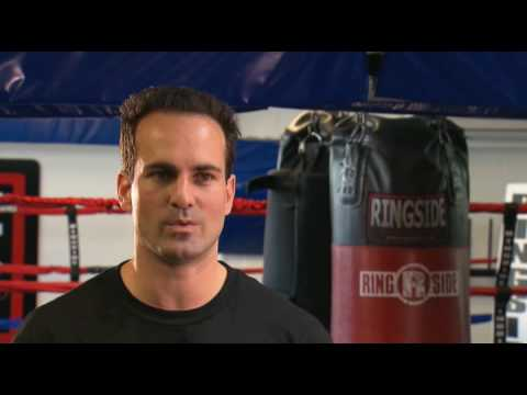Ringside NZ Fight Night IV Contender Peter Huljich