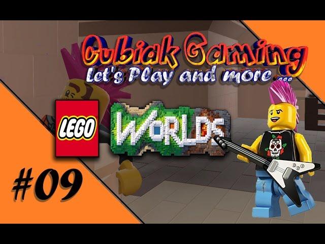 CHAOS AM RECHNER UND IN DER LEGO CITY ★ Let's Play LEGO Worlds #009