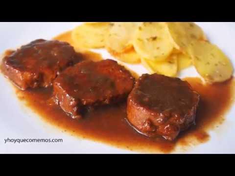 Solomillo Al Pedro Ximénez Sencillo Y Delicioso