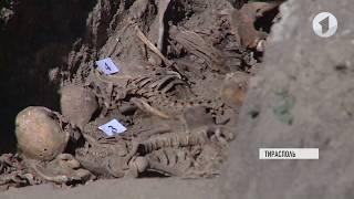 Раскопки в Тирасполе. Эхо репрессий