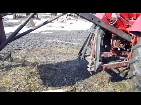 Трактор т 40 навесное оборудование сделай сам