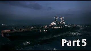 Battlefield 4 Gameplay Walkthrough Part 5 - Campaign Mission 3 - Valkyrie (BF4)