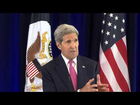 Secretary Kerry Outlines the Facts of the Iran Deal