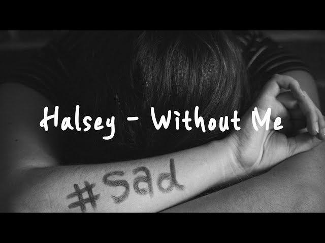 🎧 번역가가 번역하는 팝송 Halsey (할시) - Without Me 가사 해석 | 팝송 추천