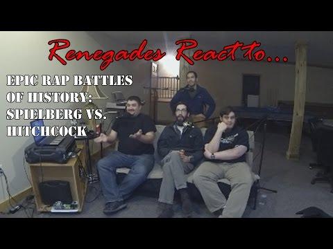 Renegades React to... Epic Rap Battles of...