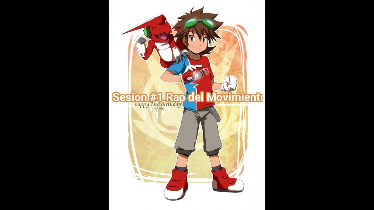 Sesion #1 Rap del Movimiento /Goku Cieza
