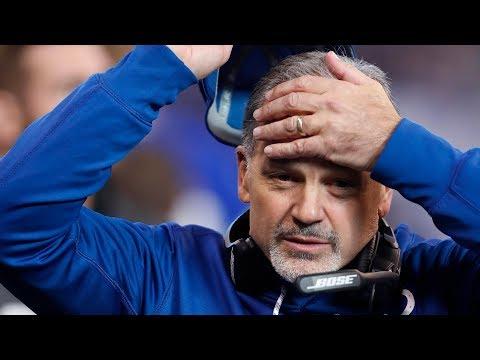 Colts Fire Head Coach Chuck Pagano   Stadium