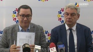 Victor Ponta, despre bugetul de stat pe 2019: Este un fake, nu e un buget realist