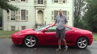 Driving a Ferrari in the Rain