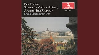 Rhapsody No. 1, BB 94c: II. Friss: Allegretto moderato