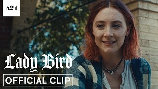 Lady Bird | Coffee Shop | Official Clip HD | A24