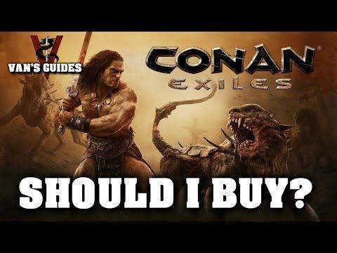 Conan Exiles - Is Conan Exiles Worth it to Buy? 11.9.18