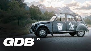 Rallye En 2 Cv : Red Bull Cocorico - GDB.tv