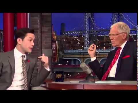 Joseph Gordon Levitt on David Letterman Full Interview
