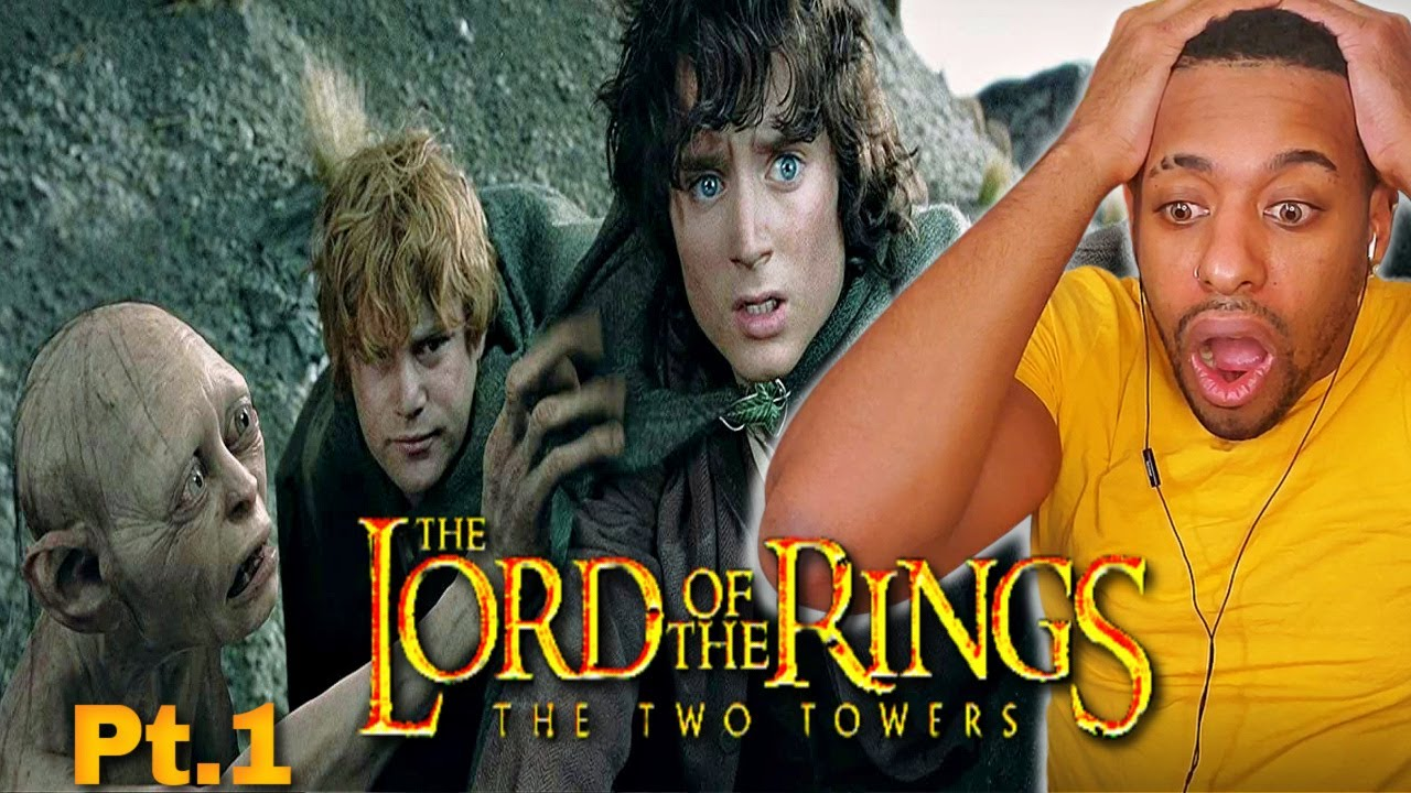Download LORD OF THE RINGS: THE TWO TOWERS Pt.1 | FIRST TIME WATCHING| Reaction | Review