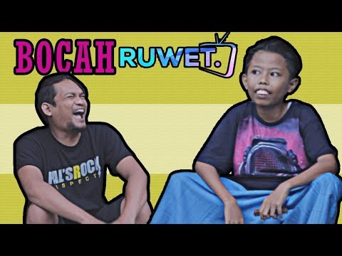 Belajar Berhitung & Mengeja ala RuwetTV Bikin Ketawa | Unik Lucu Collection