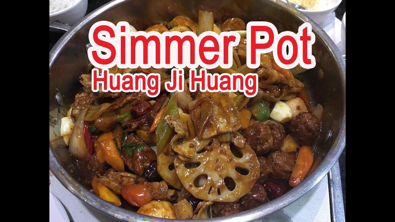 Kuliner Enak Di Huang Ji Huang Pik Mala Sauce Youtube