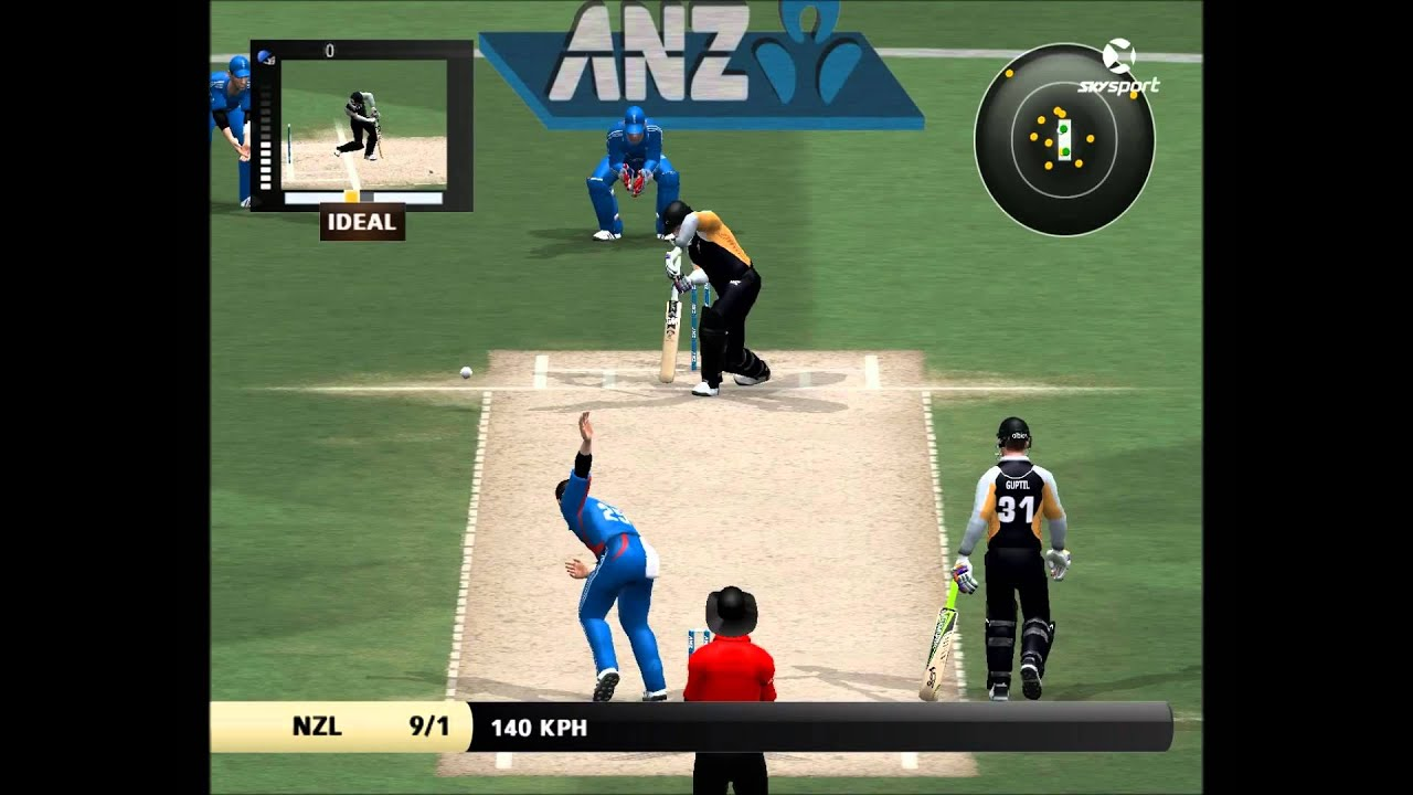 Ea sports cricket 16 patch