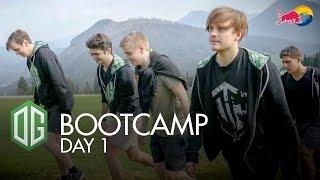 Hiking Trail | OG Kiev Major Bootcamp Day 1