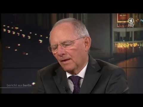 German FinMin Schäuble on Greece's new credit line
