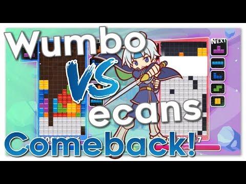 Puyo Puyo Tetris – Wumbo vs ecans Comeback (PC)