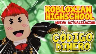 Nuovo Robloxian Highschool Codice 300 Gratis Giorno Uno Monete