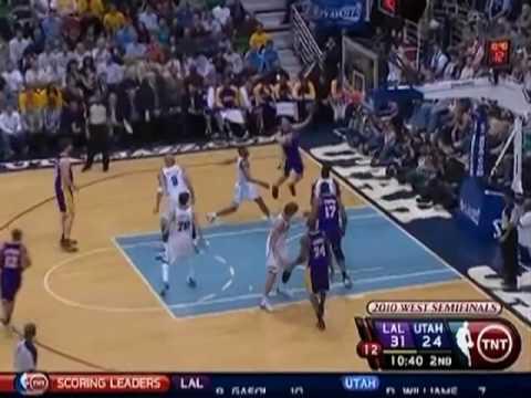 2010 NBA Playoff Recap - Kobe Kills Sloan's Career