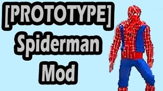 [PROTOTYPE] Old SpiderMan And Amazing SpiderMan Skins ( Best On YouTube ) ~~ Links In Description