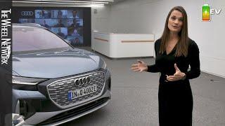 2022 Audi Q4 e-tron Product Presentation