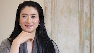 小雪さん 「食」で体を癒やすことは、今を生きる女性に必要なこと _Precious.jp 小雪 検索動画 11