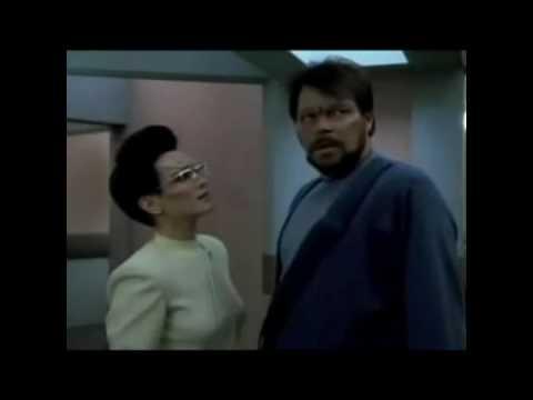 Star Trek: The Sexed Generation (Best bits)