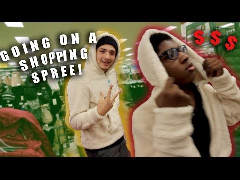 BRINGING TIRELL ON A SHOPPING SPREE!! Mp3