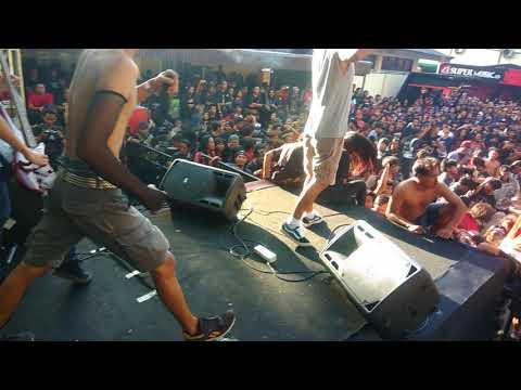 Dirty Edge - Demontrans Lantai Dansa at NOXA FEST