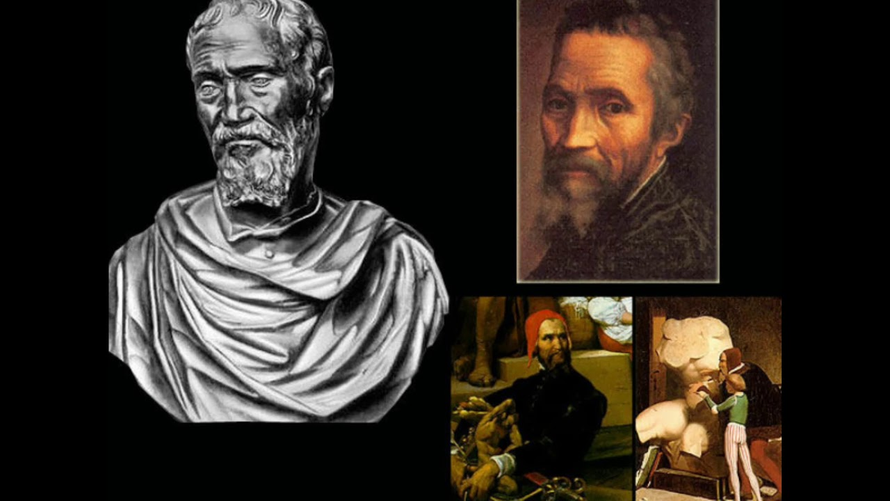 the biography of michelangelo