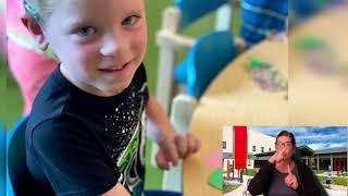 Utah School for the Deaf Happy Mom