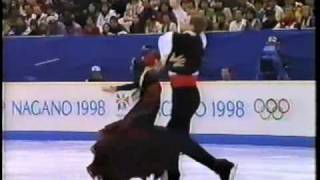 Krylova & Ovisannkov 1998 Olympics EX