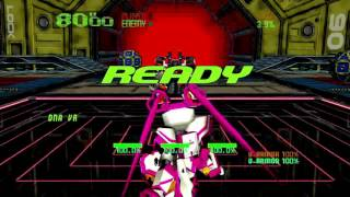 Virtual On Oratorio Tangram (Xbox 360) Arcade as Fei-Yen Kn